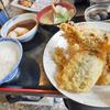 【難波 てんぷら大吉】 堺の超有名店の天ぷらランチ