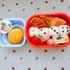 サイコロおにぎりキャラ弁~冷凍食品を使わず可愛い幼稚園弁当~
