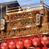 那古の東藤の山車の歴史。お祭り好きたちが残した祭礼資料。