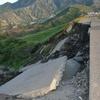 阿蘇・仙酔峡、無残な姿 各所で落石や崩落