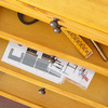 デスク周りがスッキリ片付く「木製 小引き出し 5段」