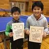 【 試合結果 】第27回東アジアホープス卓球大会 日本代表選手選考会 宮城県予選会