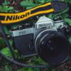 フィルムカメラであそうぼう!more speed Nikon FE2【機材レビュー】