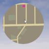 ついでに丸い形のミニマップ表示を作ってみる