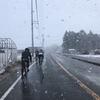 Ride64:最強寒波でわっしょい!わっしょい!の巻。