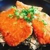 新潟15 新潟たれかつ丼美味しいな。