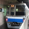 福岡の地下鉄を見る
