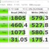 Intelの格安NVMe SSD「600p」のベンチマーク結果