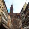 フランス・ストラスブール:ノートルダム大聖堂とコウノトリとアルザス料理