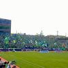 横浜FCvs湘南 三ツ沢を緑と青に染め、J記録となる開幕9連勝