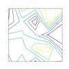 matplotlibの等高線プロットでCDのジャケットを作る