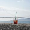 超絶景のスタバ「神戸西舞子店」明石海峡大橋が一望できるテラス席が最高!