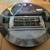 ルンバ780 フロントの回転ブラシが回らなくなったので修理しました。