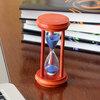 砂時計を生活に採り入れてみたよ!有限な人生の5分間を切り取る小道具