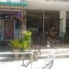 シラチャの町中にある中古自転車ショップ