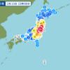2月13日の福島県沖の震度6強の地震と3月20日の宮城県沖の震度5強の地震は人工地震かとね?
