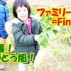 <動画UP>ファミリー農園#Final 最後は大収穫と焼きいもパーティーだ!