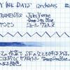 #0107 DE ATRAMENTIS Jules Verne Deep Sea Blue