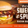 テキサスで人気のハンバーガーチェーン『 WHATABURGER (ワタバーガー)』