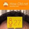 今日の顔年齢測定 206日目(昨日は外出していて測定できませんでした ごめんなさい)