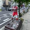 【東北一周:3日目】須賀川でウルトラマンを感じ、大内宿で高遠そばを食べ、会津若松に!