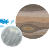 6月度その9:オーロラ・シリーズ ➡ 地球磁気圏、ヴァン・アレン帯、そしてオーロラ共役!