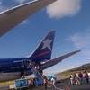 南米旅行 費用、航空券について