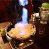 【梨泰院】燃えるチーズタッパルからの大好き餃子