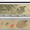 二つの百鬼夜行絵巻をIIIF - Miradorで並べてみてみましょう。