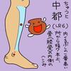 肝経(LIV)6 中都(ちゅうと)