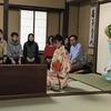 【中部大学祭】 工法庵(くほうあん)と洞雲亭(どううんてい)というお茶室があります。「侘(わび)しい,淋(さび)しい・・寂(さび)しいの方かも?」日本語の奥深さ、この年になって少しは分かるような気がします。