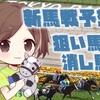 【超簡易ver】1/14新馬戦予想と狙い馬消し馬【新馬戦予想ブログ】