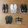 夏の靴はこの5足【私服の制服化】
