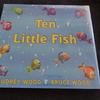 Ten Little Fish -10ぴきのちいさいさかな-