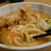 金沢製麺処「鶏天カレーうどん」