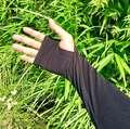 ユニクロのエアリズムアームカバーをレビュー!【UPF40で紫外線対策】