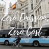 乗らなきゃ損!マドリッド観光に便利な無料バス。Línea Cero 001, 002 & C03