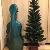 クリスマスツリー が 来たよ