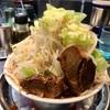 大田区北千束の「麺屋 婆娑羅」で小ラーメン&野菜増し