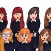 松陽女子学院の生徒・学生たち(その2)