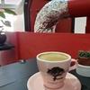 リバーサイドはカフェが続々~プリンは固めがいいね!