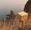 室蘭市 ずんぐりむっくりローソク岩