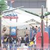 「ららぽーと名古屋みなとアクルス」内の公園で遊んできました!【名古屋・港区】
