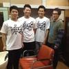vol,255 東福岡剣道部三年生全員来て着てくれたチョコTシャツ