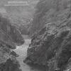 雨の飛水峡