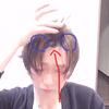 前髪が少なくてもキマる男の髪型!アップバングウフルのセットのやり方