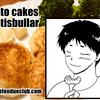 料理漫画+ポテトケーキのレシピ Potato cakes, Potatisbullar (ポターティスブッラル)【北欧料理】