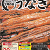 量販店夏の土用丑鰻予約パンフ⑤(2017/6/24)
