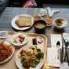 新宿グランベリホテルで、ブレークファストバイキングを食べた❗️