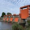 旧岩淵水門 隅田川の決壊を防いだ重要な赤水門 今は青い新水門が活躍 見どころチェック!
